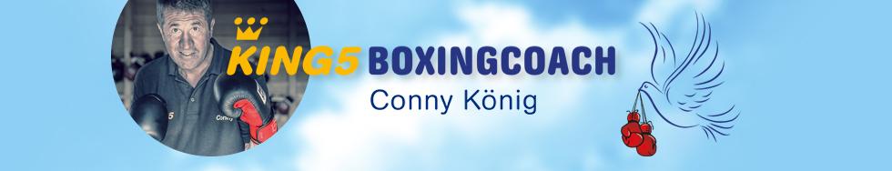 KING5 - Boxingcoach Conny König